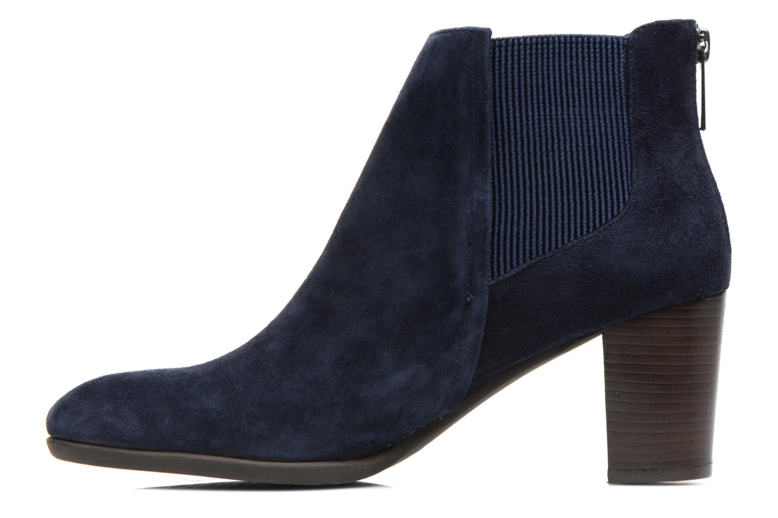 Ankle boots JB MARTIN Candide Blue front view