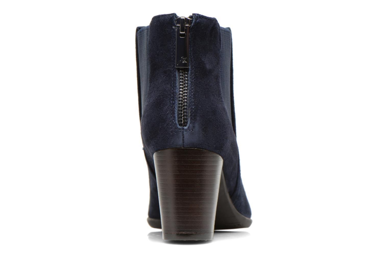 Bottines et boots JB MARTIN Candide Bleu vue droite