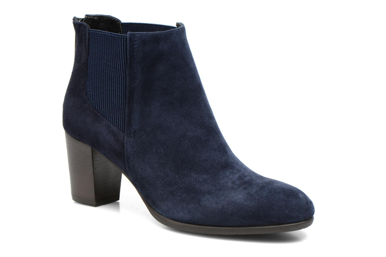 Ankle boots JB MARTIN Candide Blue detailed view/ Pair view