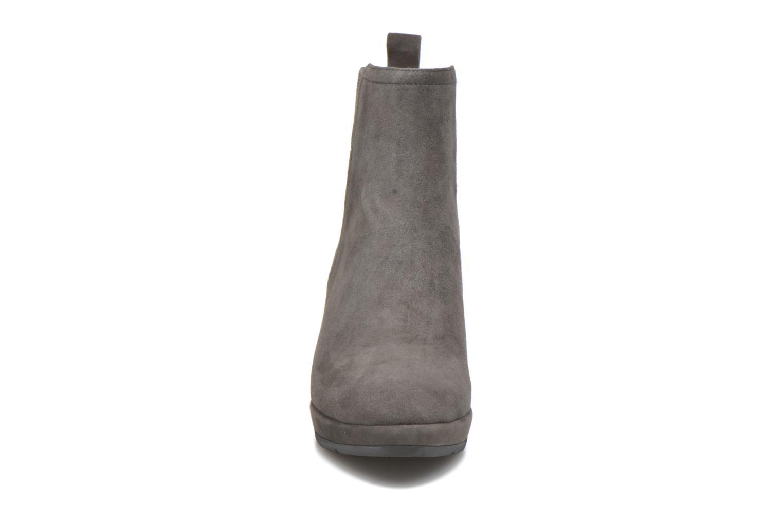 Bottines et boots JB MARTIN Ziggie Gris vue portées chaussures