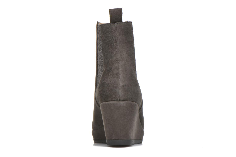 Bottines et boots JB MARTIN Ziggie Gris vue droite
