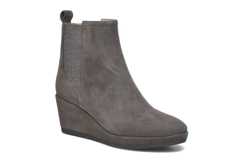 Bottines et boots JB MARTIN Ziggie Gris vue détail/paire