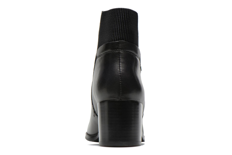 Xachs Veau Garnet Noir