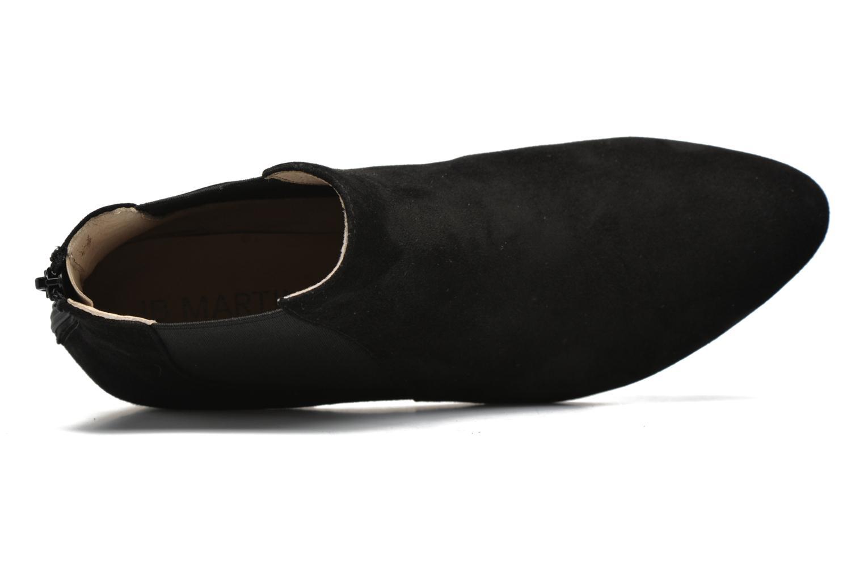 Lowel Chevre velours noir