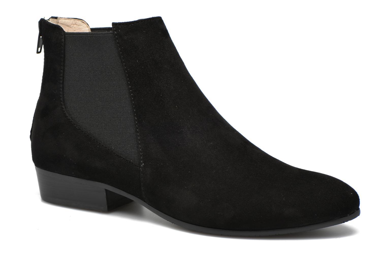 Bottines et boots JB MARTIN Lowel Noir vue détail/paire