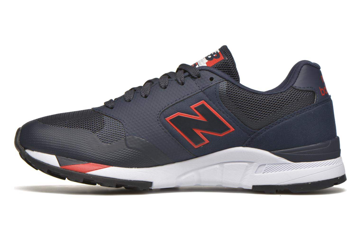 Baskets New Balance ML850 Bleu vue face