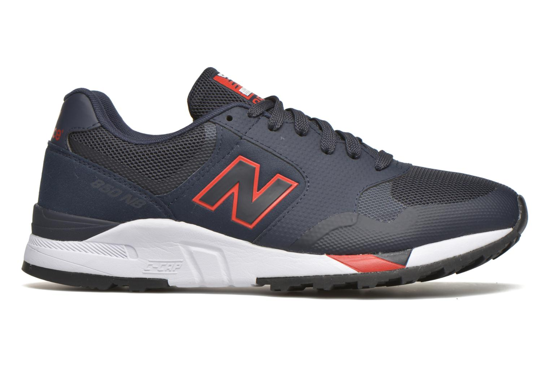 Sneakers New Balance ML850 Blauw achterkant