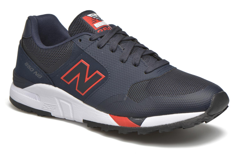Sneakers New Balance ML850 Blauw detail