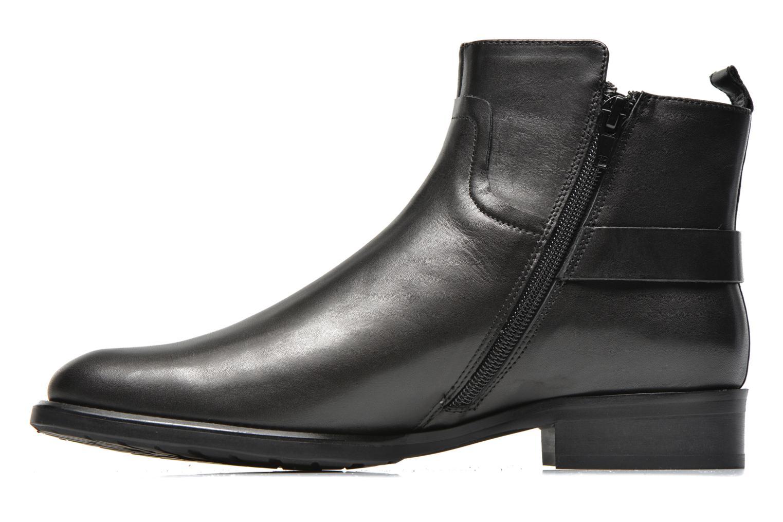 Bottines et boots JB MARTIN 3Barcelone Noir vue face