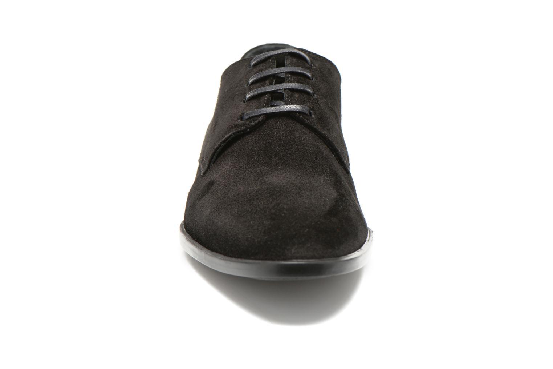 Zapatos con cordones Kenzo Justice Negro vista del modelo