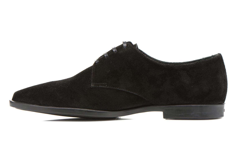Zapatos con cordones Kenzo Justice Negro vista de frente