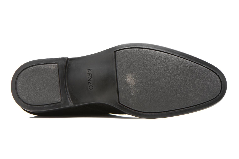 Zapatos con cordones Kenzo Justice Negro vista de arriba