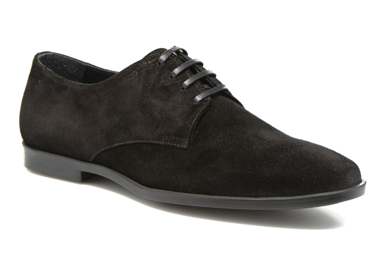 Zapatos con cordones Kenzo Justice Negro vista de detalle / par