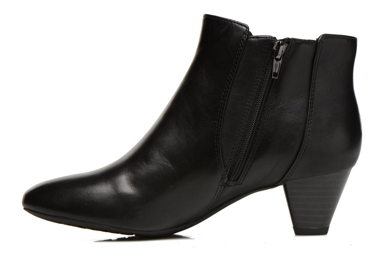 Denny Diva Black leather