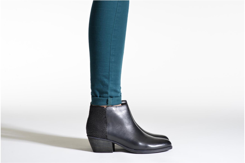 Boots en enkellaarsjes Clarks Gelata Italia Zwart onder