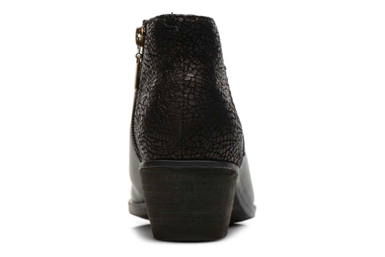 Bottines et boots Clarks Gelata Italia Noir vue droite