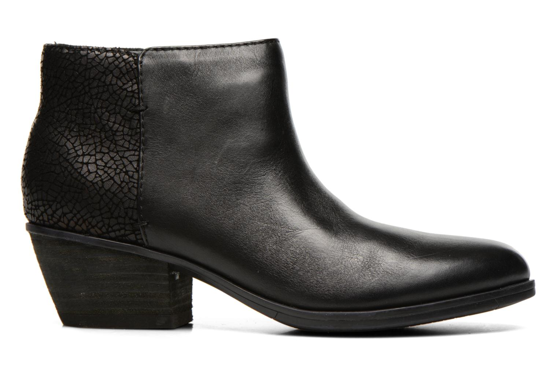 Bottines et boots Clarks Gelata Italia Noir vue derrière