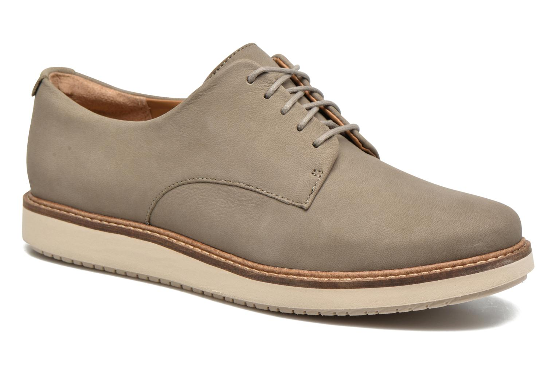 Zapatos promocionales Clarks Glick Darby (Beige) - Zapatos con cordones   Venta de liquidación de temporada