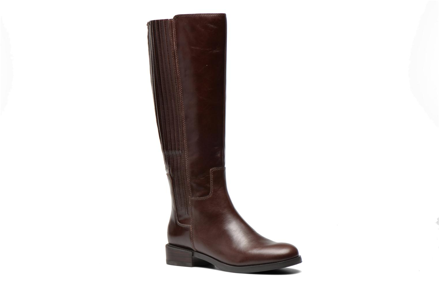 Clarks Marquette Silk Boots & Wellies Color: Brown
