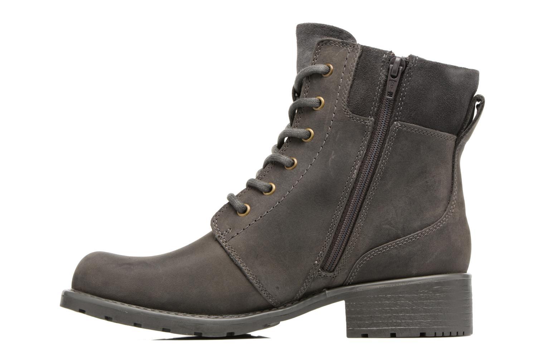 Bottines et boots Clarks Orinoco Spice Gris vue face