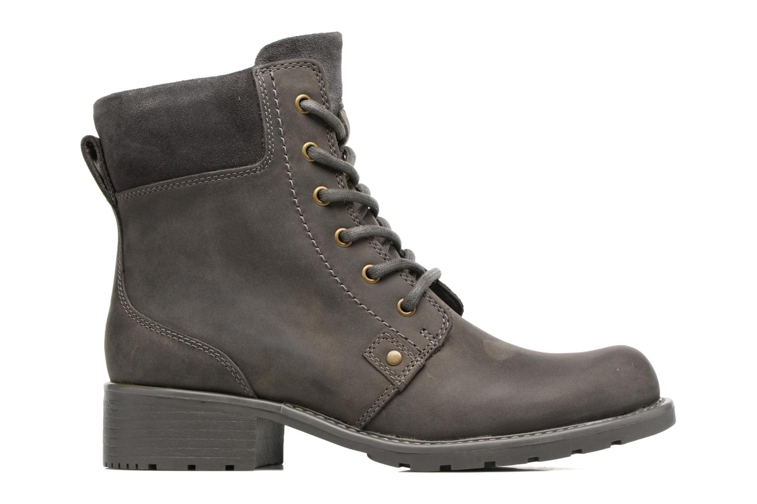 Ankle boots Clarks Orinoco Spice Grey back view