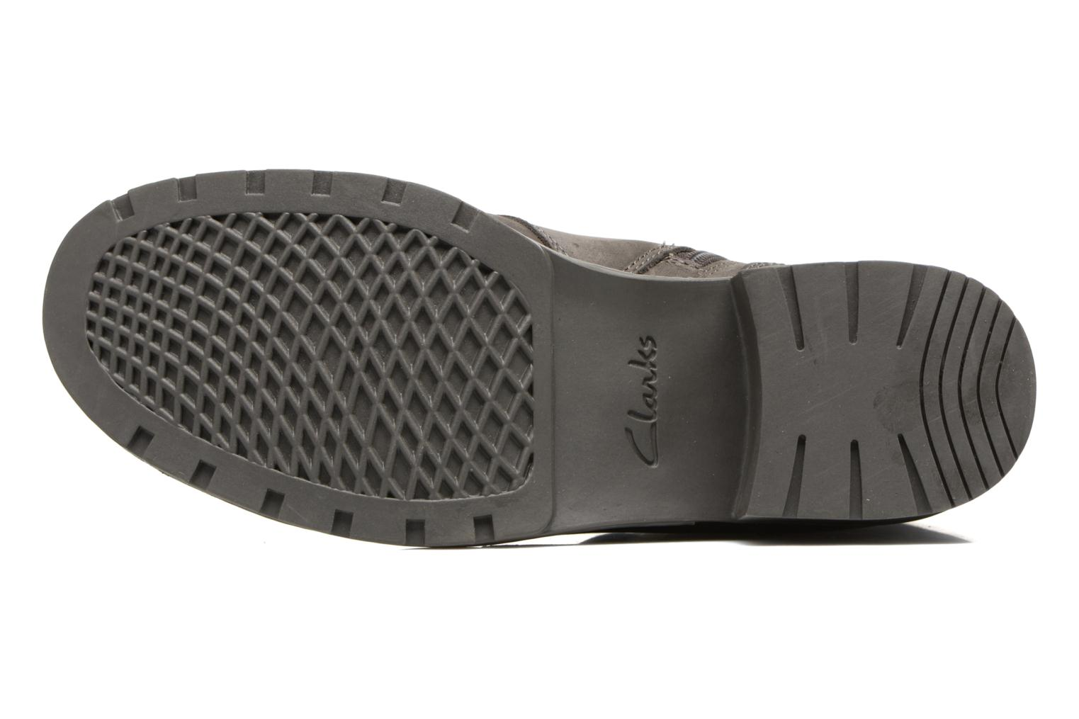 Ankle boots Clarks Orinoco Spice Grey view from above