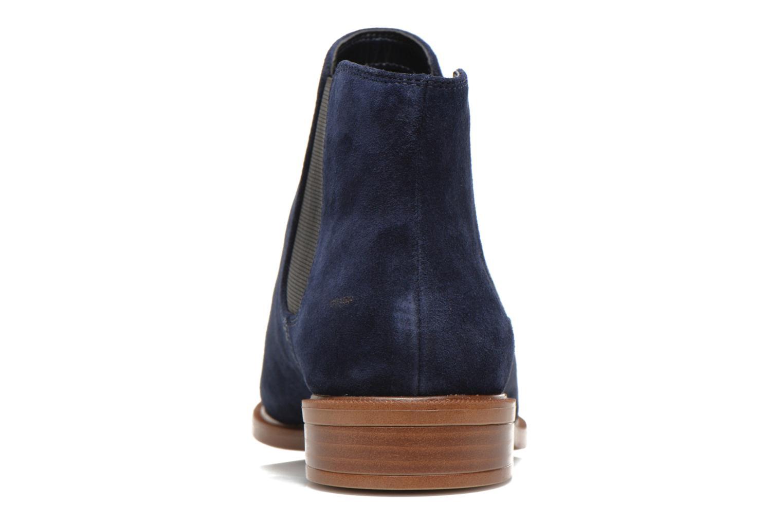 Zapatos especiales para hombres y mujeres Clarks Taylor Shine (Azul) - Botines  en Más cómodo