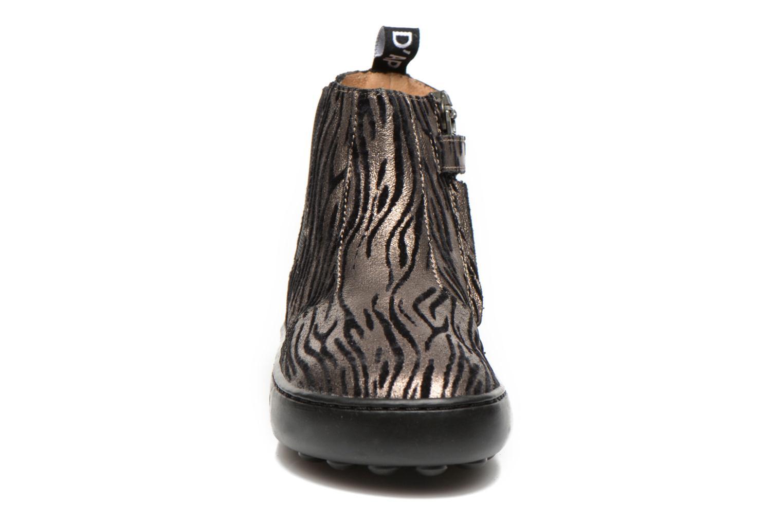 Bottines et boots Pom d Api Walk jodpur basic fixell Noir vue portées chaussures