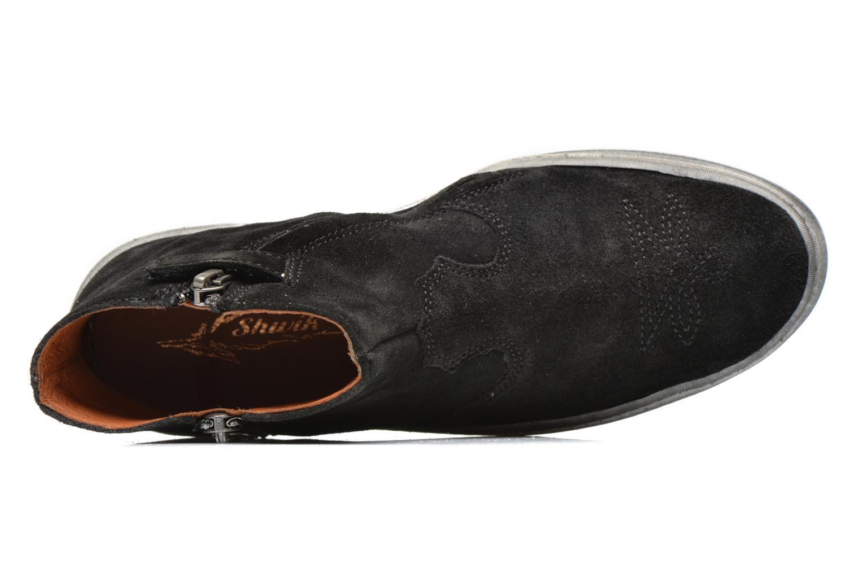 Boots en enkellaarsjes Shwik ADDICT ZIP WEST Zwart links