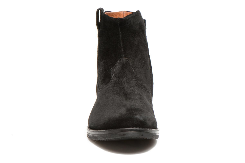 Stiefeletten & Boots Shwik TIJUANA STRIPES schwarz schuhe getragen