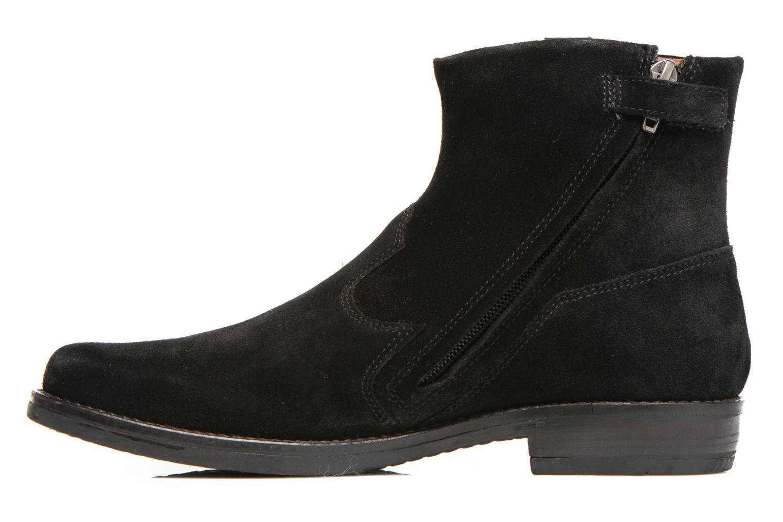 Stiefeletten & Boots Shwik TIJUANA STRIPES schwarz ansicht von vorne