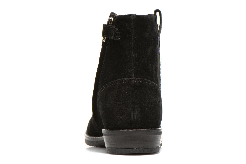 Stiefeletten & Boots Shwik TIJUANA STRIPES schwarz ansicht von rechts