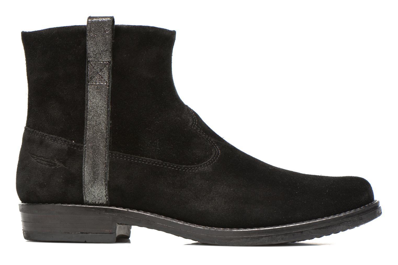 Stiefeletten & Boots Shwik TIJUANA STRIPES schwarz ansicht von hinten