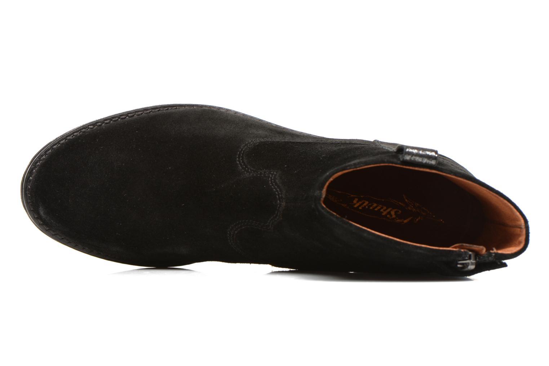 Stiefeletten & Boots Shwik TIJUANA STRIPES schwarz ansicht von links