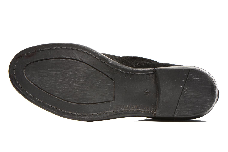 Stiefeletten & Boots Shwik TIJUANA STRIPES schwarz ansicht von oben