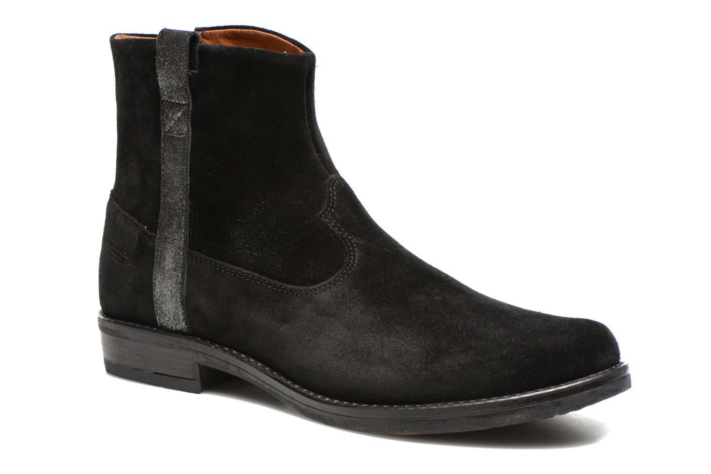 Stiefeletten & Boots Shwik TIJUANA STRIPES schwarz detaillierte ansicht/modell