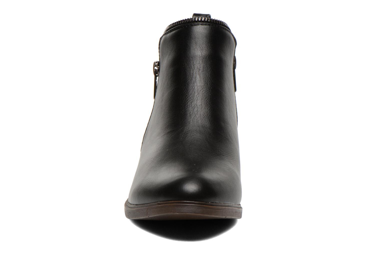 Bottines et boots I Love Shoes Thazip Size + Noir vue portées chaussures