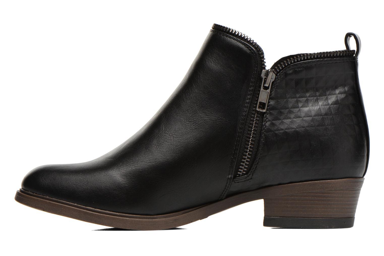 Bottines et boots I Love Shoes Thazip Size + Noir vue face