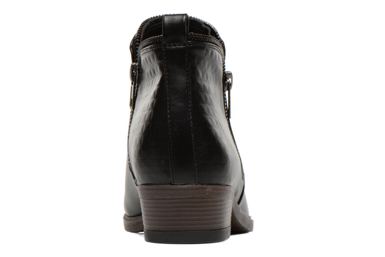 Bottines et boots I Love Shoes Thazip Size + Noir vue droite