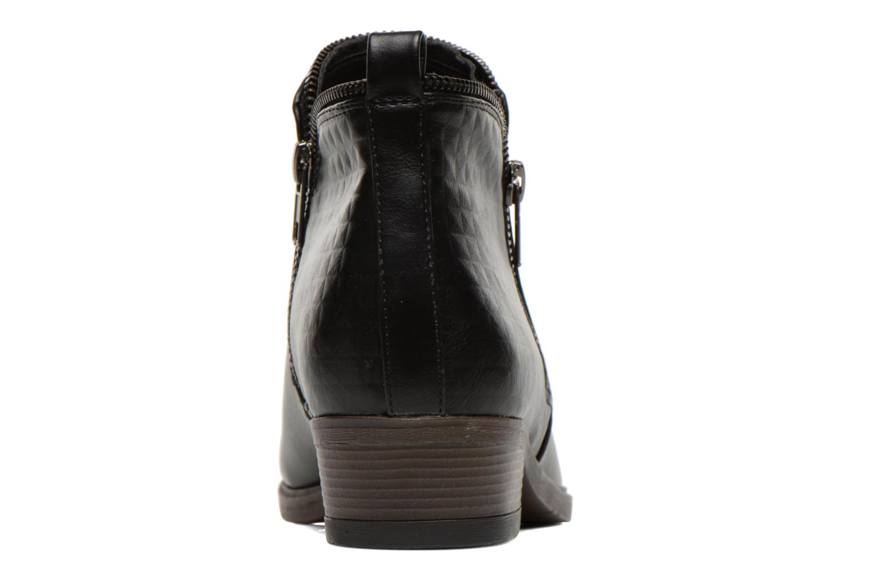 Boots I Love Shoes Thazip Size + Svart Bild från höger sidan