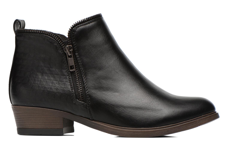 Bottines et boots I Love Shoes Thazip Size + Noir vue derrière