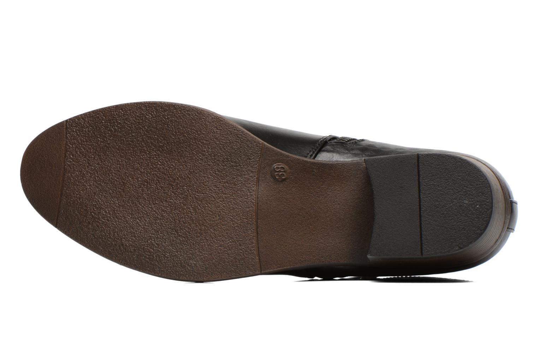 Bottines et boots I Love Shoes Thazip Size + Noir vue haut