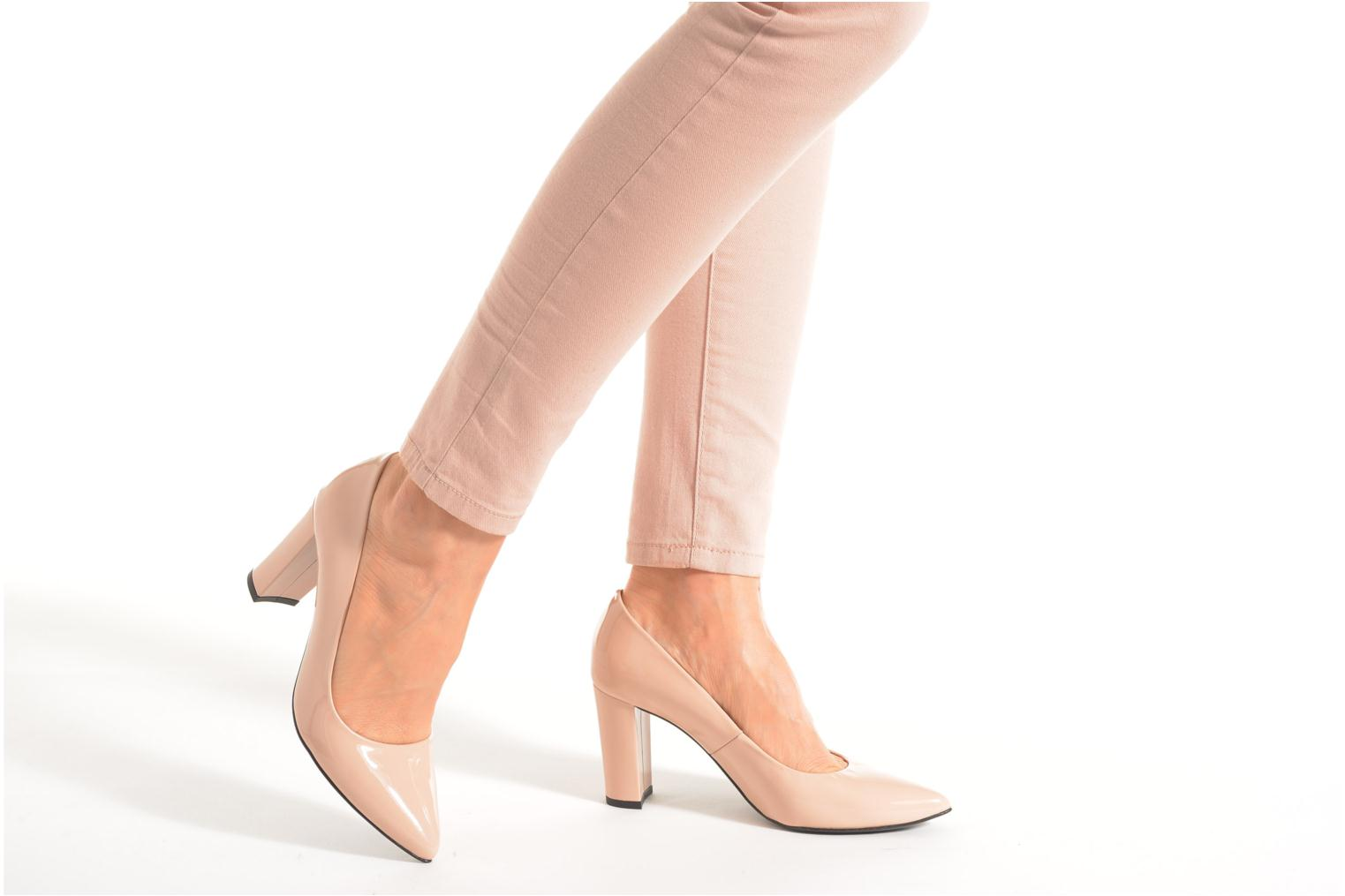 Pumps Made by SARENZA Glossy Cindy #16 Beige onder