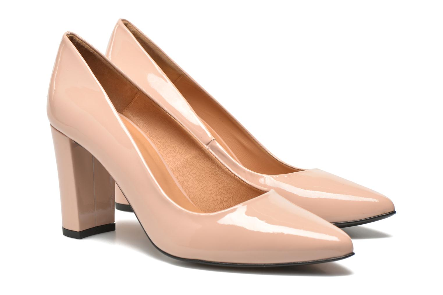 Pumps Made by SARENZA Glossy Cindy #16 Beige rechts