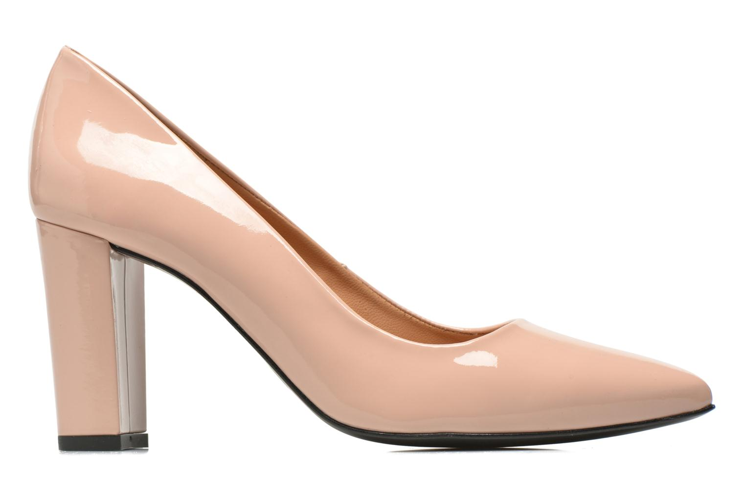Pumps Made by SARENZA Glossy Cindy #16 Beige detail