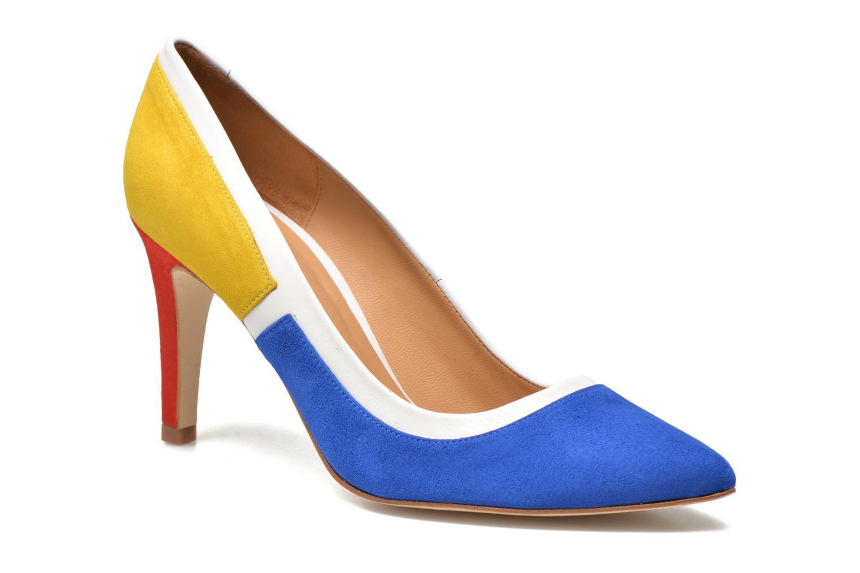 Notting Heels #1 Ante campanula+mestizo blanco+ante tulipan+ante tristan