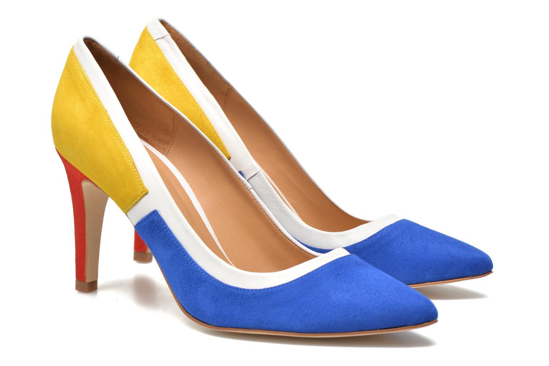 Escarpins Made by SARENZA Notting Heels #1 Multicolore vue droite