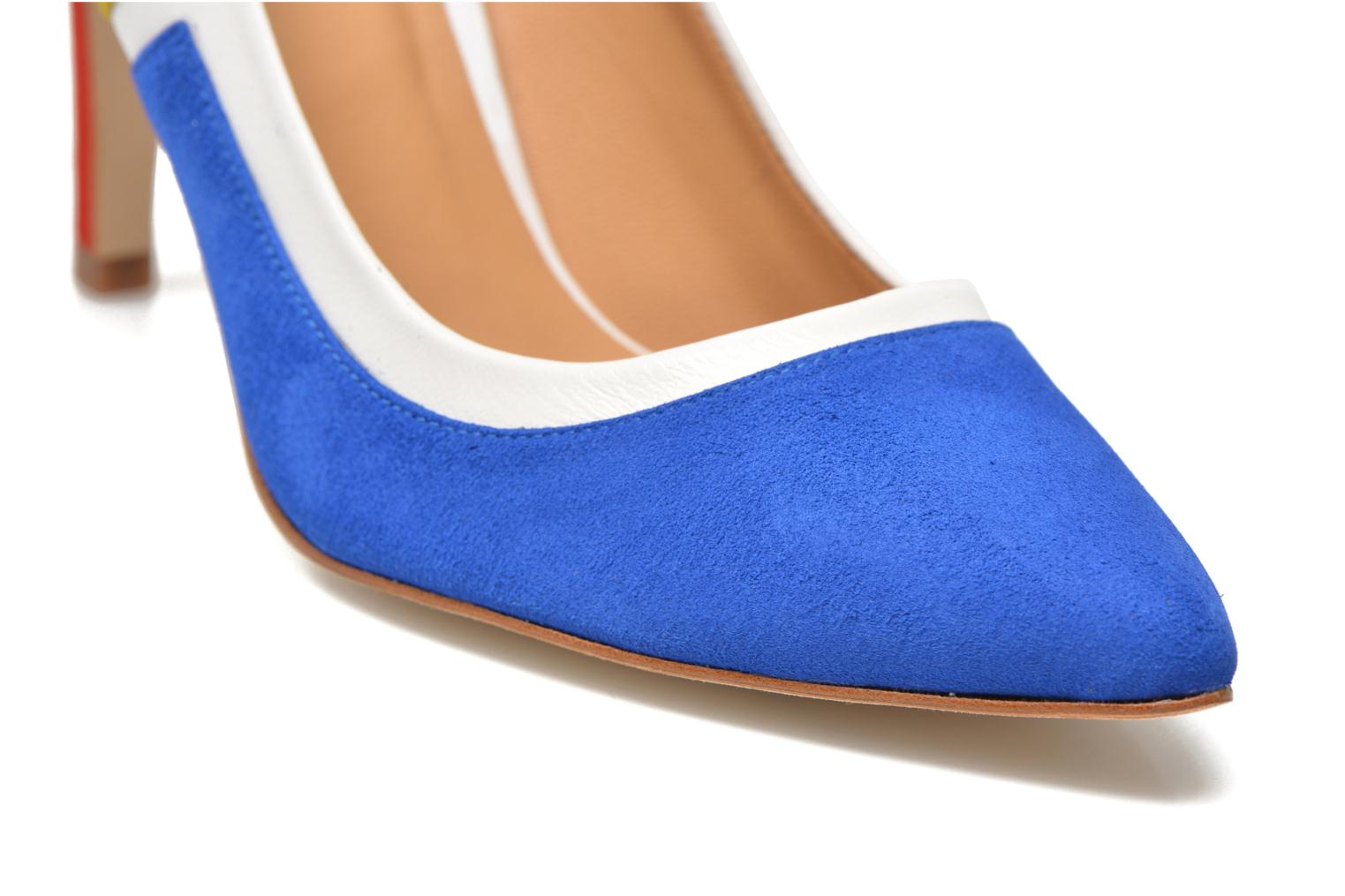 Pumps Made by SARENZA Notting Heels #1 Multicolor achterkant
