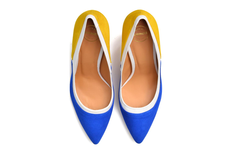 Escarpins Made by SARENZA Notting Heels #1 Multicolore vue haut