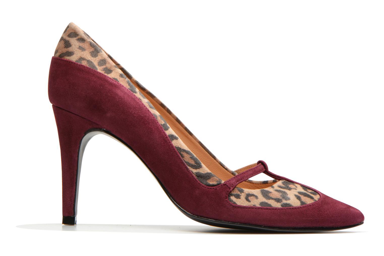 Flore Thirties #7 Ante bordeaux protos + ante léopardo